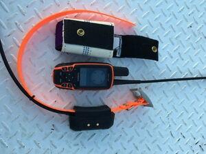 GARMIN DC 30 DOG TRACKING COLLAR WITH CHARGER FOR ASTRO 220 and