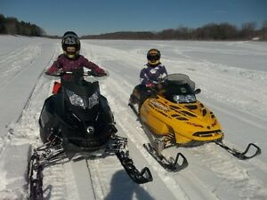 LOOKING FOR ASPHALT DRAG SLED    {SKIDOO}