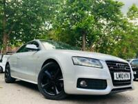 2010 Audi A5 3.0 TDI V6 S line S Tronic quattro 2dr Coupe Diesel Automatic