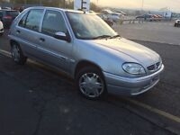2003 Citroen saxo car