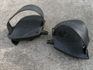 exercise/stationary bike pedals