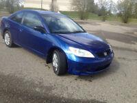 2004 Honda Civic ( Reliable ) Coupe (2 door)