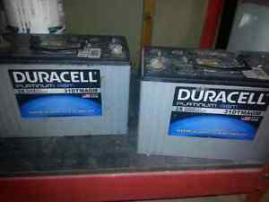Gr 31 AGM deep cycle battery Duracell