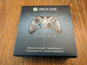 Halo 5 Guardians Limited Edition Xbox One Wireless Controller