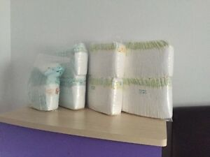 Pampers diapers size 2and 3