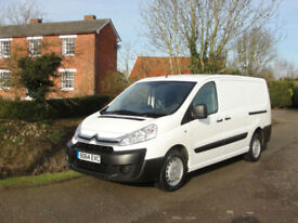 2015 CITROEN DISPATCH 2.0 HDI (125ps) L2 H1 ENTERPRISE - FINANCE ARRANGED - FSH