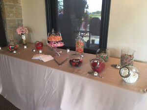 Wedding Candy Jars for sale
