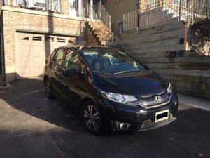 Lease Takeover - 2016 Honda Fit EX 10,351km ($307/mo, 35mo left)