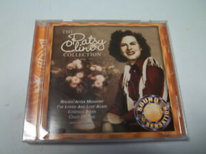 CD The Patsy Cline Collection.