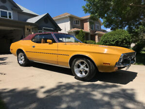 1972 Mustang Coupe - **Safetied**