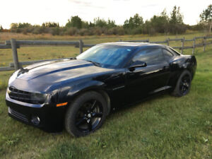 Sharp, Sleek and Fun - 2010 Chevrolet Camaro 1LT Coupe (2 door)
