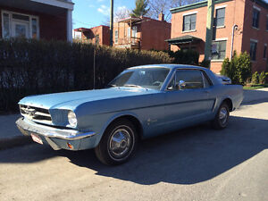 1965 FORD MUSTANG 1965