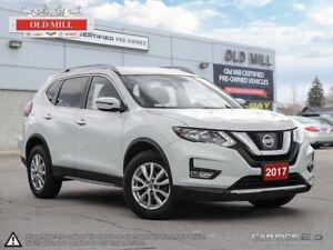 2017 Nissan Rogue Accident Free, All-Wheel Drive, Push Button St
