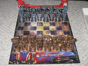 Transformers Chess Set Sarnia Sarnia Area image 1