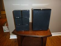 Stereo Cube Speakers 5.1 - NEW PRICE