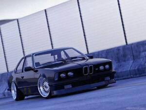 CLASSIQUE EURO BMW M6 E24 1984 KIT 633CSI M MANUEL 5 BLACK SHARK