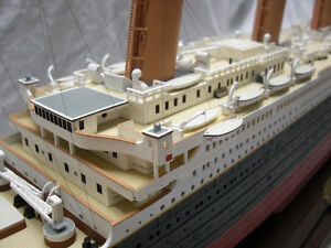 RMS TITANIC 1/348 Large Scale Model Kit by AA London Ontario image 3