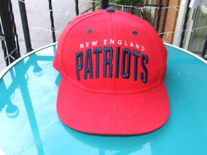 New England Patriots Budweiser Cap - NEW - $8.00