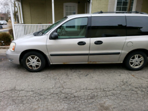 For sale 2005 Ford freestar
