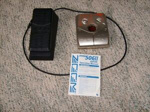 Zoom 506II Bass Effects with Expression pedal