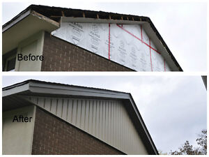 Siding - Windows/ Doors - Roofing Cambridge Kitchener Area image 4