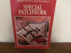 """Quilting """"Special Patchwork"""" Book No 39"""