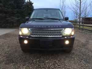 2006 Land Rover Range Rover HSE SUV, Crossover