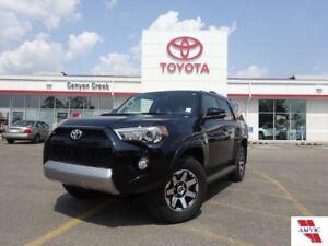 2018 Toyota 4Runner AWD TRD OFF ROAD