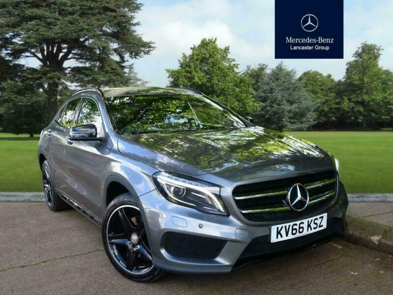 2016 Mercedes-Benz GLA Class GLA 220d 4Matic AMG Line 5dr Auto [Premium]  Diesel | in Leigh-on-Sea, Essex | Gumtree