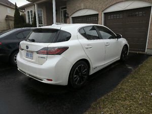 2012 Lexus CT 200h Premium Pkg w/ Leather