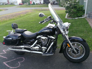 2005 Yamaha Roadstar Midnight Canadian Special Edition