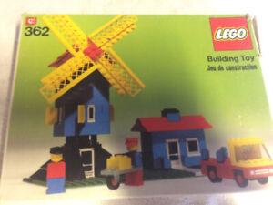 Vintage Lego Set #362