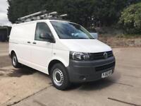 Volkswagen Transporter 2.0 TDI BLUEMOTION TECH 84PS VAN AIR CON & SAT NAV (2