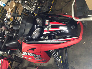 Parting out 2005 mxz 600 ho ski-doo with e start --709-597-5150 St. John's Newfoundland image 8