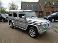 2001 Mercedes-Benz G Wagon G 400 V8 Diesel ( G Class G Wagen ) LEFT HAND DRIVE