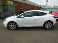 2014 Vauxhall Astra GTC 1.4T 16V Sport (s/s) 3dr Coupe Petrol Manual
