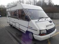 Hymer Jet 510 4 Berth End Kitchen A Class Low Mileage Motorhome For Sale