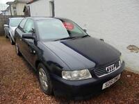 Audi A3 1.8 2001MY SE