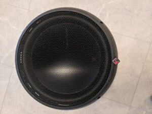 "12"" Rockford Fosgate T0 power series subwoofer"