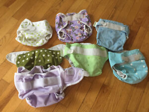 cloth diapers large