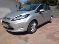 2009 Ford Fiesta 1.4TDCi Style + 12 Mot Mot 2 Owners £30 Tax