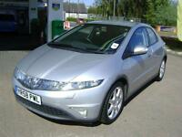 Honda Civic 2.2i-CTDi Sport EIGHT SERVICE STAMPS