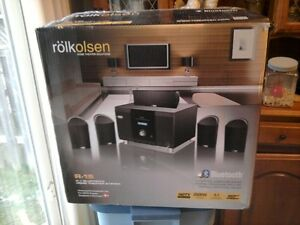 BlueTooth Home Entertainment System