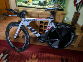 TT bike / triathlon