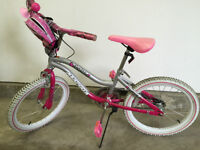 PINK Girls Magna Bike (great condition)