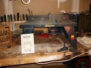 power router table and accessories Kitchener / Waterloo Kitchener Area image 3