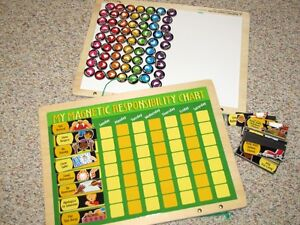 Kids chores chart - great for keeping track! Kitchener / Waterloo Kitchener Area image 1