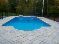 Quality In-ground Pool: Local, professional, experienced company