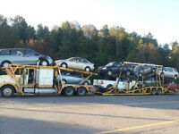 Experienced Car Hauler / Driver Wanted (make up to $15,000)