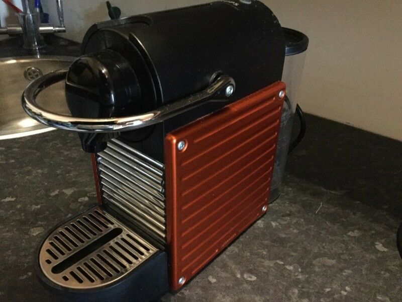 Krups Nespresso machine